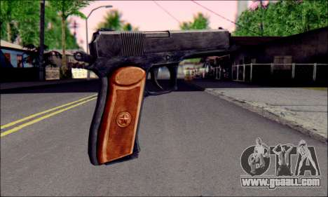 OTS-33 Mace for GTA San Andreas second screenshot