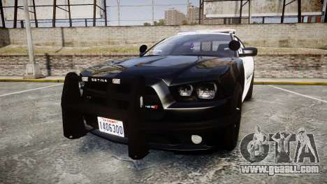 Dodge Charger 2014 Redondo Beach PD [ELS] for GTA 4