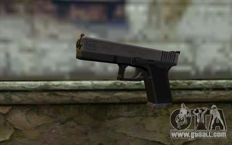 Glock from Half - Life Paranoia for GTA San Andreas