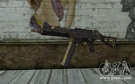 UMP45 from Spec Ops: The Line for GTA San Andreas