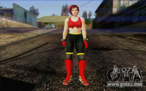 Mila 2Wave from Dead or Alive v8 for GTA San Andreas