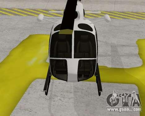 Buckingham Maverick V1.0 for GTA San Andreas left view