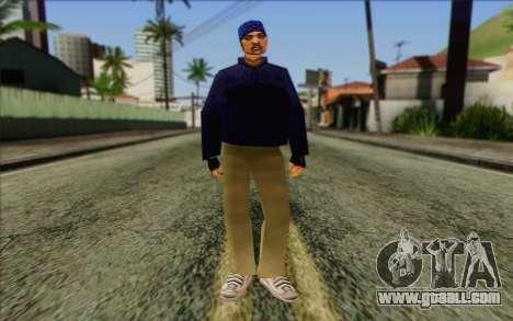 Diablo from GTA Vice City Skin 2 for GTA San Andreas