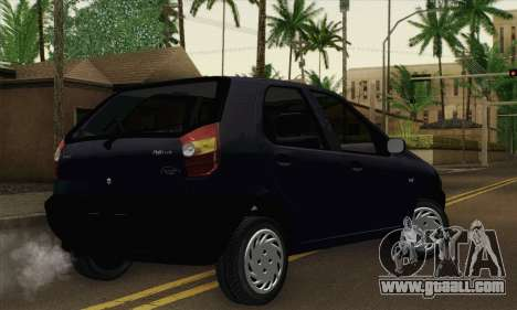 Fiat Palio EDX 1997 for GTA San Andreas left view