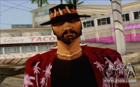 Cartel from GTA Vice City Skin 1 for GTA San Andreas third screenshot