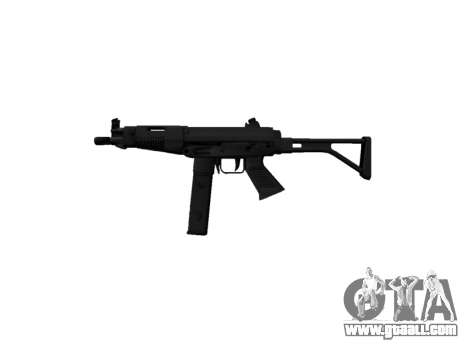 Gun Taurus MT-40 buttstock2 icon3 for GTA 4 third screenshot