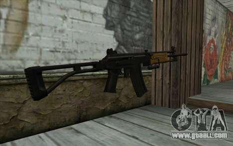IMI Galil v1 for GTA San Andreas second screenshot