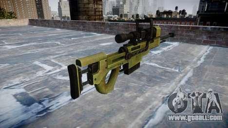 Large-caliber sniper rifle for GTA 4 second screenshot