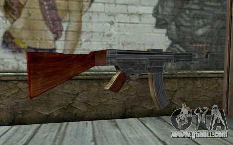 StG-44 from Day of Defeat for GTA San Andreas second screenshot