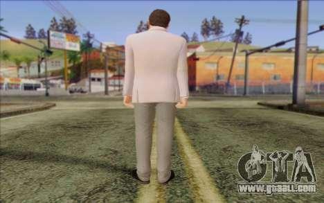 Michael from GTA 5 for GTA San Andreas second screenshot