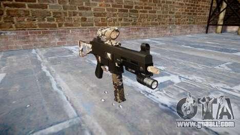 Gun UMP45 Viper for GTA 4