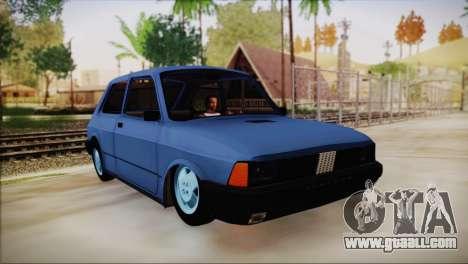 Fiat 147 for GTA San Andreas
