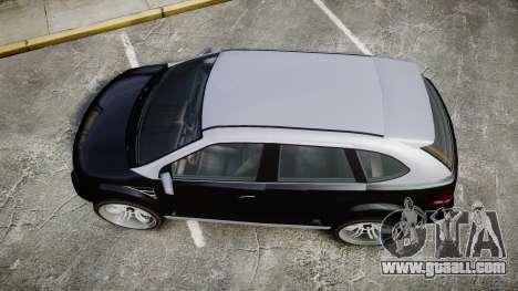 GTA V Vapid Radius for GTA 4 right view