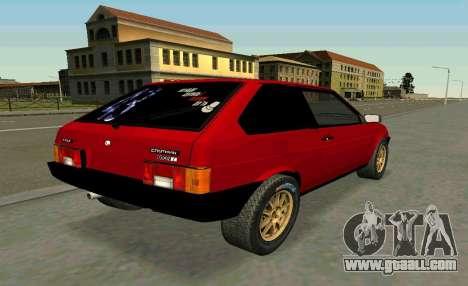 VAZ 2108 Turbo-TAZ for GTA San Andreas left view
