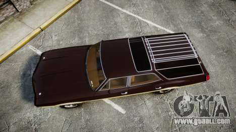 Oldsmobile Vista Cruiser 1972 Rims2 Tree5 for GTA 4 right view