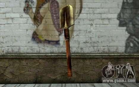 Sapper Shovel (Battlefield: Vietnam) for GTA San Andreas