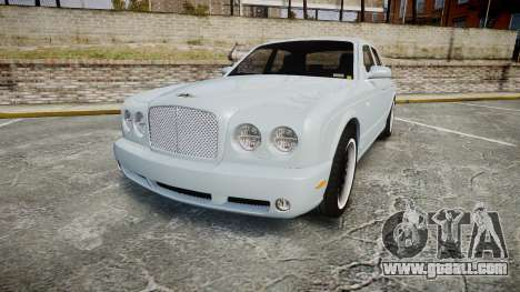 Bentley Arnage T 2005 Rims1 Chrome for GTA 4