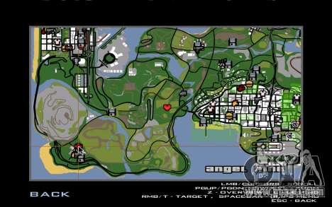 New CJ house in Angel Pine for GTA San Andreas fifth screenshot