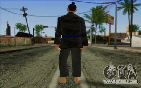 Squad member AI Skin 4 for GTA San Andreas second screenshot