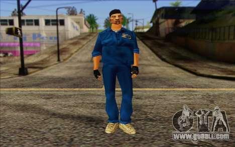 Triada from GTA Vice City Skin 1 for GTA San Andreas