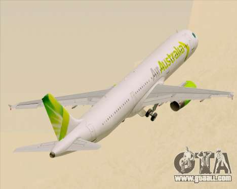 Airbus A321-200 Air Australia for GTA San Andreas