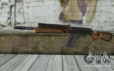 Saiga (Firearms) for GTA San Andreas