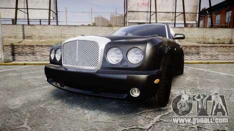 Bentley Arnage T 2005 Rims2 Chrome for GTA 4