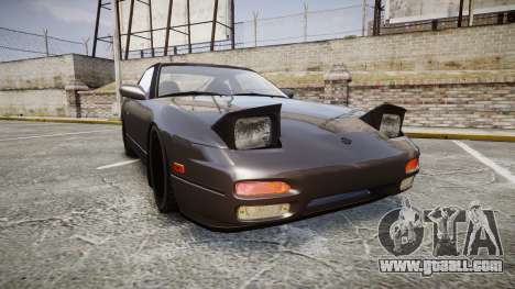 Nissan 240SX S13 for GTA 4