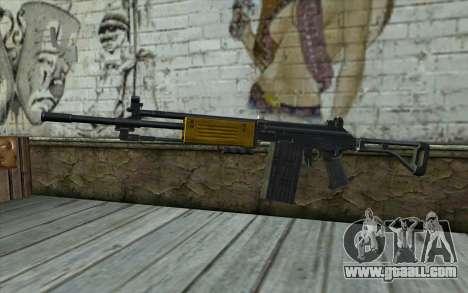 IMI Galil v2 for GTA San Andreas