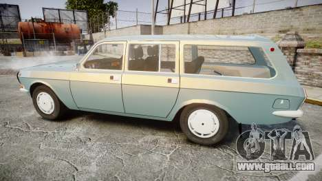 GAS-24-12 Volga Wh2 for GTA 4 left view
