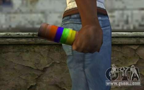 Spray Can from Beta Version for GTA San Andreas third screenshot