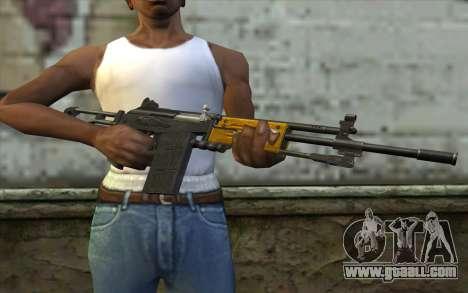 IMI Galil v2 for GTA San Andreas third screenshot
