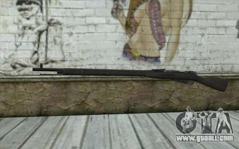 The Mosin-v2 for GTA San Andreas