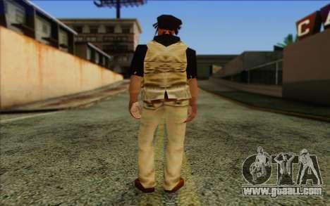 Yardies from GTA Vice City Skin 2 for GTA San Andreas second screenshot
