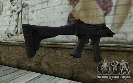 CZ-3A1 Scorpion (Bump Mapping) v4 for GTA San Andreas second screenshot