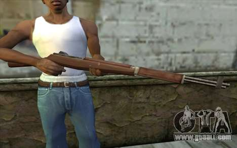 M1 Garand from Day of Defeat for GTA San Andreas third screenshot