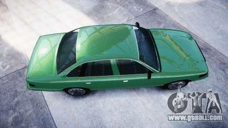 GTA V Vapid Stanier for GTA 4 right view