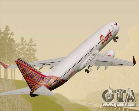 Boeing 737-800 Batik Air for GTA San Andreas
