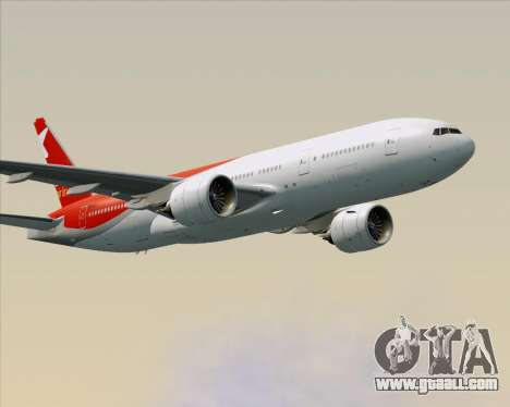 Boeing 777-21BER Nordwind Airlines for GTA San Andreas