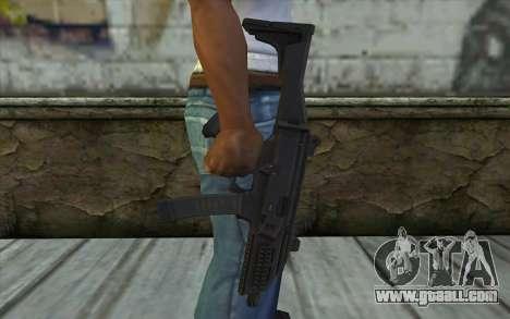 CZ-3A1 Scorpion (Bump Mapping) v4 for GTA San Andreas third screenshot