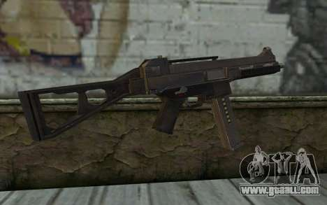 UMP45 from Spec Ops: The Line for GTA San Andreas second screenshot