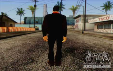 Yakuza from GTA Vice City Skin 1 for GTA San Andreas second screenshot
