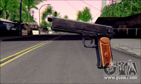 OTS-33 Mace for GTA San Andreas