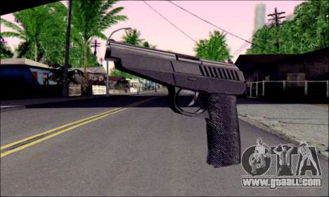 SR-1 Gyurza for GTA San Andreas