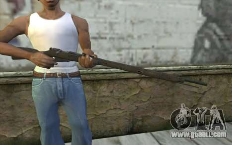 The Mosin-v2 for GTA San Andreas third screenshot