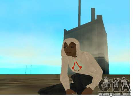 Assassinka for GTA San Andreas second screenshot