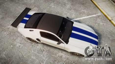 Ford Mustang GT 2014 Custom Kit PJ2 for GTA 4 right view
