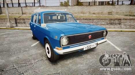 GAS-24-12 Volga Wh1 for GTA 4