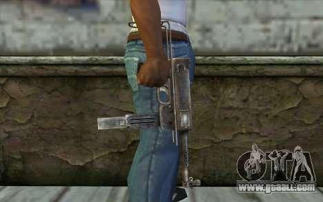 MAT-49 from Battlefield: Vietnam for GTA San Andreas third screenshot