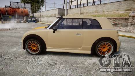 GTA V Weeny Issi Stock for GTA 4 left view